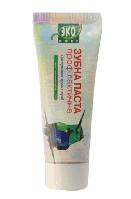 Зубная паста ЭКОлюкс с экстрактом луговых трав 75мл