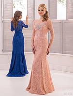 Вечернее платье (9) для выпускных вечеров и свидетельниц (цвета - в ассортименте)