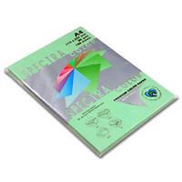 Бумага цветная М-Стандарт A4 пастельная светло-зеленая IT130  100листов  163156