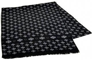 Мужской шерстяной шарф 170 на 30 см 50146-9