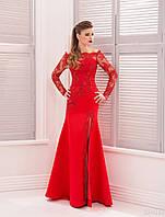 Вечернее платье (12) для выпускных вечеров и свидетельниц (цвета - в ассортименте)