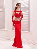Вечернее платье (13) для выпускных вечеров и свидетельниц (цвета - в ассортименте)