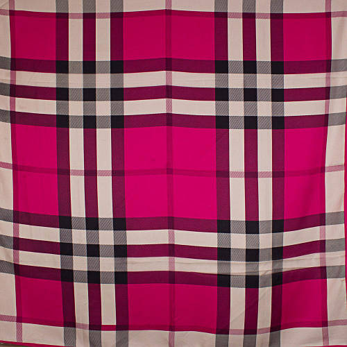 Яркий женский атласный платок размером 102*102 см ETERNO (ЭТЕРНО) ES0406-3-20