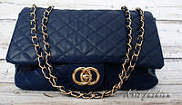 Модная сумка в стиле Шанель ( копия бренда )