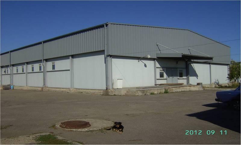 Производственные здания и сооружения, мясо-молочный комбинат