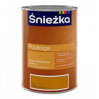 Sniezka емаль для пола 1 л Польша
