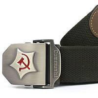Оригинальный мужской ремень Communist. 12 разновидностей