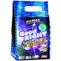 FitMax Протеин FitMax Good Night, 680 г (ваниль)