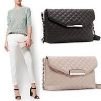 Стильная женская сумка. Модель 05253 (В наличии черная)