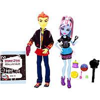 Monster High -  ляльки Еббі Бомінейбл і Хіт Бернс(Кукла ДЭбби Боминейбл и Хит Бернс Abbey& Heath Burns )