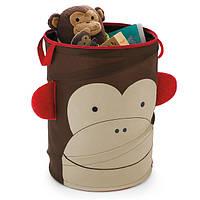 Корзина для игрушек Skip Hop обезьяна.
