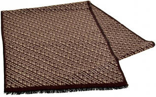 Яркий шерстяной мужской шарф 170 на 30 см 50146-21