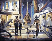Картина Гибкий стан (рисование по номерам)