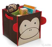 Ящик для игрушек Skip Hop обезьянка.
