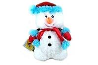 Мягкая игрушка Снеговик 41 см.