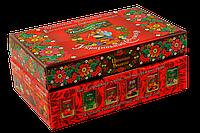 """Подарочный набор чая Украинский сувенир """"Поліський чай"""", 72*2г"""