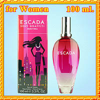 Escada Sexy Graffiti Limited Edition Women, 100 мл., edt