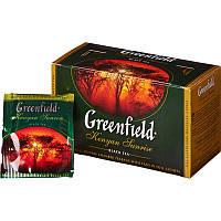 Чай в пакетиках черный Greenfield Kenyan Sunrise 25 п.
