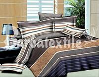Семейное постельное белье Ranforce абстракция