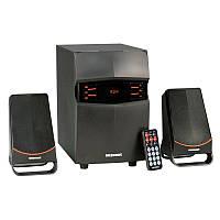 Мультимедийная система 2.1 SA-335, black-orange