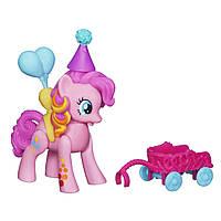Май литл пони Летающие пони Пинки Пай  (My Little Pony Zoom n Go Pinkie Pie Doll) Hasbro