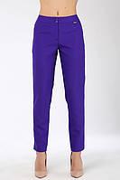 ТМ Ghazel Брюки женские Классика фиолетовые Ghazel