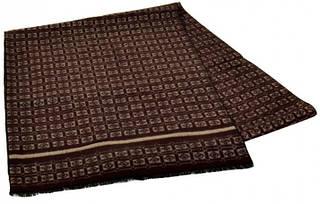 Яркий мужской шерстяной шарф 170 на 30 см 50146-5