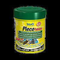 Корм для аквариумных рыб Tetra PLECO 275 табл. / 85 гр кормовые таблетки для травоядных донных рыб