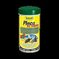 Корм для аквариумных рыб Tetra PLECO XL 133 таблетки, корм для крупных травоядных донных рыб