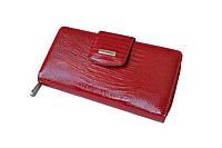 Кошелек женский красный натуральная кожа Karya 1119-074