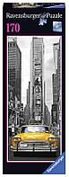 Пазл Такси Нью-Йорка 170 элементов Ravensburger 15127