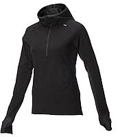 Race Elite Merino LSZ W Black женская термокофта для бега