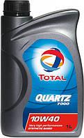 Масло моторное TOTAL Quartz 7000 10W-40 1L 166049