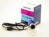 Веб-камера Greentree GT-V12 с микрофоном