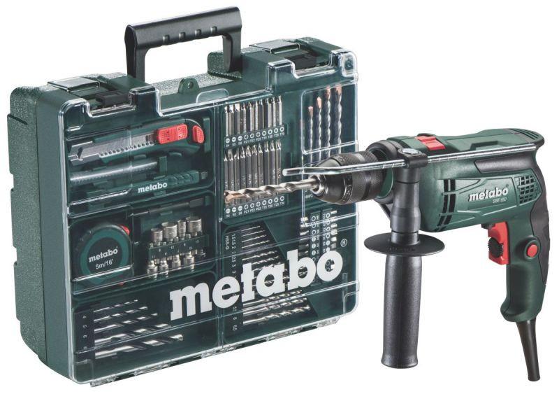Дрель Metabo
