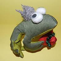 Царевна Жаба  , необычный подарок, подарок ручной работы