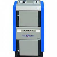 Пиролизный твердотопливный котел Atmos DC32GS