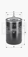 Фільтр паливний IVECO,MAGIRUS-DEUTZ, NEOPLAN MANN-FILTER WK 940/5 аналог PP861/3