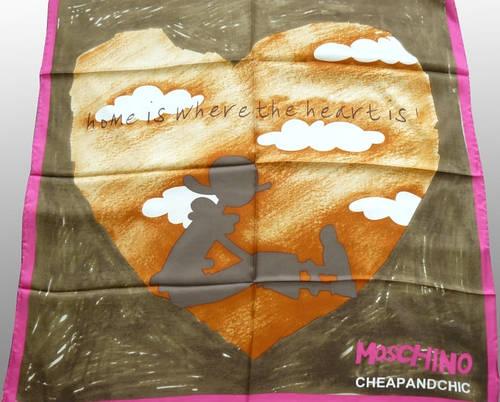 Стильный женский шелковый платок размером 86*86 см ETERNO (ЭТЕРНО) ES2024-1