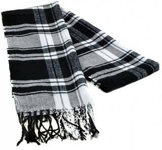 Классический мужской шарф 190 на 31 см 5014-4