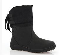 Стильные женские ботинки черного цвета по лучшей цене!