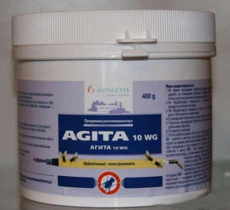 препарат от мух агита инструкция - фото 2