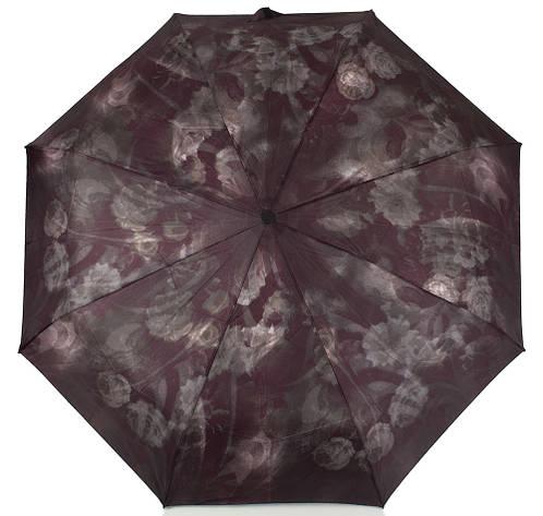 Зонт женский механический компактный HAPPY RAIN (ХЕППИ РЕЙН) U42655-3 Антиветер