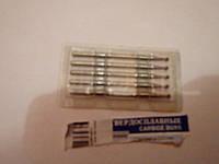 Насадки 2 в 1  для маникюра и пидикюра для кутикулы и чистки под ногтями