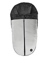 MIMA Конверт зимний Footmuff 2G MIMA S1101007-06BB Испания белый