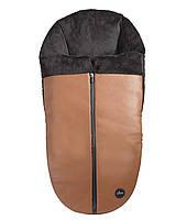 MIMA Конверт зимний Footmuff 2G MIMA S1101609-06BB Испания коричневый