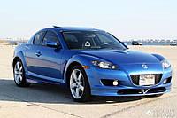 Комплект накладок Mazda RX8 Speed Style