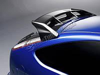Спойлер крышки багажника Ford Focus II в стиле RS