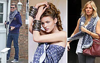 Стильный платок - шаль Louis Vuitton - хит продаж опт и розница.