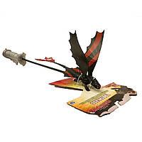 Дракон Беззубик How to Train Your Dragon Real Flying Toothless